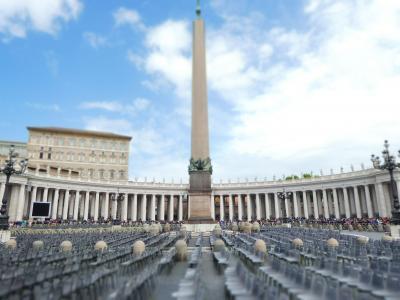 2019年GW ローマ・ブラタモリを追いかける旅(その5:ショッピング・シティ)
