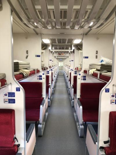タイ寝台車!チェンマイ からバンコクへ『異国の夜の旅』