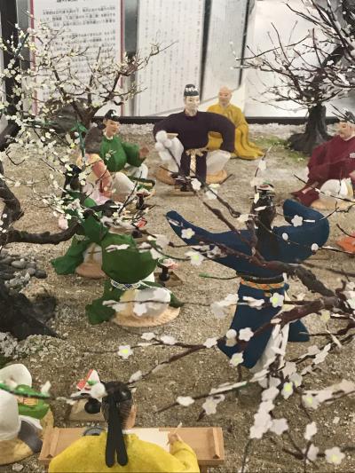 令和の前に駆け足で坂本八幡宮へ