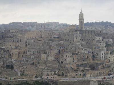 2019 ローマ&イタリアの小さな街+ちょっぴりイスタンブール ⑨アルベロベッロ~ロコロトンド~マルティナ・フランカ~マテーラ<後半>