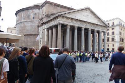 憧れのローマ その1