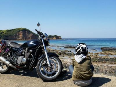 GW10日間の九州バイク旅…天気の良い日は殆ど無し!