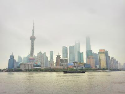 day1 トランジットで上海プチ観光[19' 子連れ(8歳小3)プーケットの旅の途中]