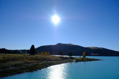 GW 初めてのニュージーランド南島 母と姉と3人 レンタカー旅 クライストチャーチ→テカポ湖編