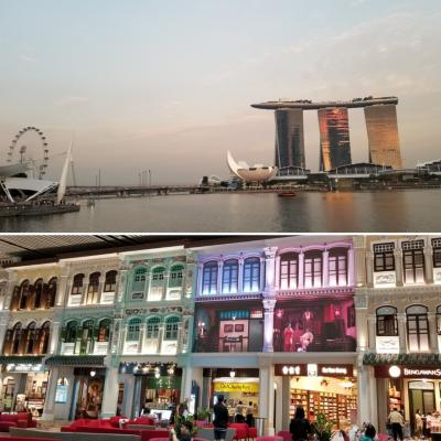 シンガポール初めてづくしの旅④