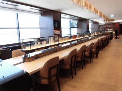リニューアルオープンした伊丹空港JALラウンジ