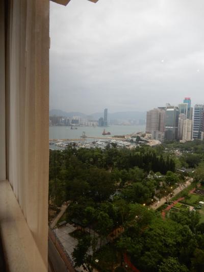 タイ(カオラック)&香港 「ザ パーク レーン 香港 プルマン ホテル (香港柏寧鉑爾曼酒店) 」後半