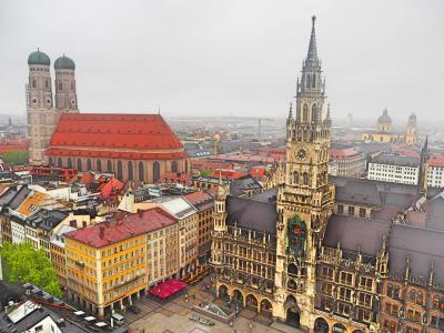 GW10連休で南ドイツ満喫♪ドイツ新幹線ICEで自由に巡った最高の旅!【その1 ミュンヘン編】