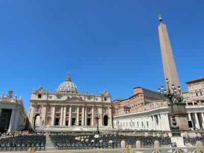 ローマ最終日に行きたい場所~バチカン美術館とサン・ピエトロ大聖堂~