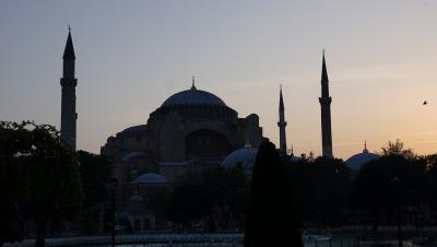 春旅 トルコ・アイルランド① 準備~イスタンブールへ