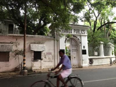 GWインド一人旅② インドの中のフランス・オーロヴィルとポンディシェリー
