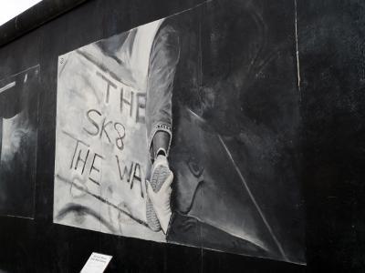 2度めのドイツ 思い焦がれたベルリンの壁を巡る旅 part2 イーストサイドギャラリ&チェックポイントチャーリー博物館