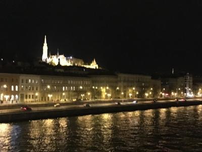 ブダペストとウィーンとスロバキア