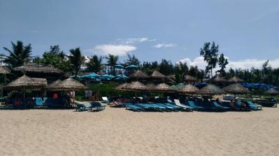 夏休み アンバンビーチでのんびりホイアン&サービスアパートメントでゆったりホーチミン 8days  ☆ホイアン編☆