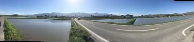 GWの信州 奈良井宿~上高地~安曇野サイクリング