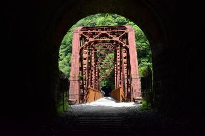 絶景を求めて旧JR福知山線廃線跡ハイキング