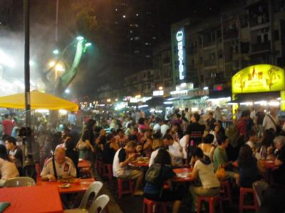 【Mystique Malaysia】マレーシア&カンボジア[1] ~熱い暑いナイトマーケット!~