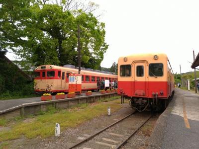 いすみ鉄道と小湊鉄道の旅