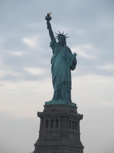 2019年ANA(LTM)修行6-1回目 プライムステーキに喰らい付け!! HND~JFK(1泊3日) 自由の女神にリベンジ出来た旅(^^♪