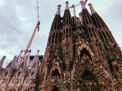 2019GW バルセロナ&パリ①