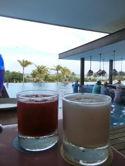 オールインクルーシブ ホテルシカレは天国だった(1日目)!(9泊10日メキシコ・キューバ カラフルの旅5~7日目)