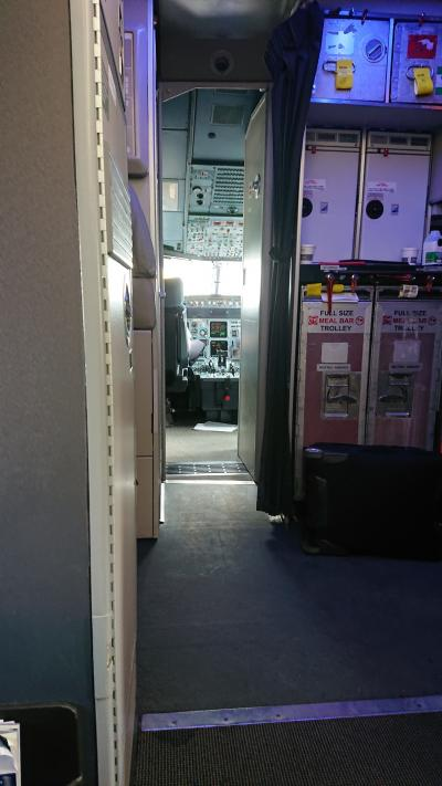 BA395(BRU-LHR)ビジネスクラス機内食