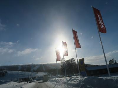 海外スキー スウェーデン サレンのフンドフィレット・タンドゥドーランでぼっちスキー!