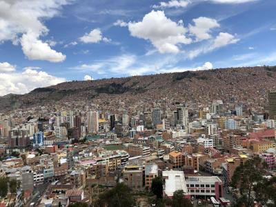 2019GW南米の旅3日目 サンチアゴ⇒ラパス