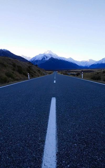 GW 初めてのニュージーランド南島 母と姉と3人 レンタカー旅  Mt.Cook編