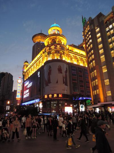 2019年GWの上海②南京東路