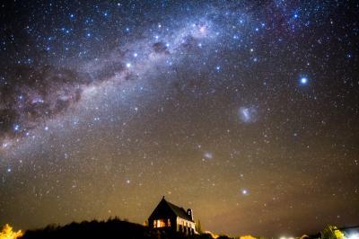 2019年GWニュージーランド ~星空を求めてテカポへ1人旅~:Part1 出国~テカポ到着編