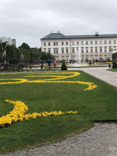 『フォトジェニックなロマンチック街道』足を延ばしてザルツブルク。翌日はミュンヘンで「美術館」。