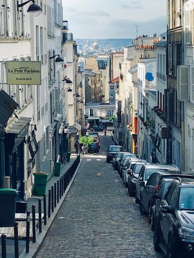 パリに絵画を見に行って建築美に魅了されてしまった旅。