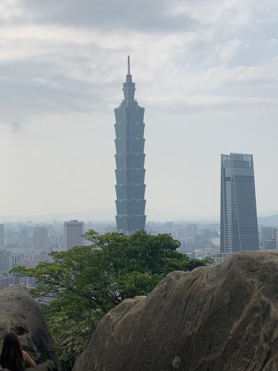 女1人旅。ピーチ羽田~台北。その2。