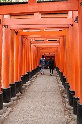 GWの京都家族旅行  その2