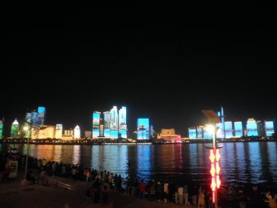ちん 珍 青島 (その2) 夜景が見事