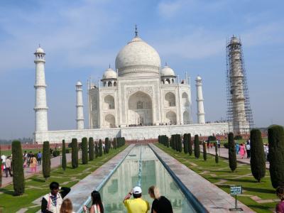 タージ・マハルに逢いたくてインド