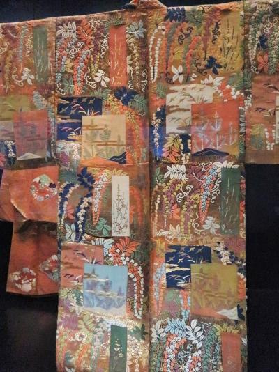 東博11 本館f  能装束の華 -唐織/厚板-  ☆卓越した江戸期の織物技術・小袖/打掛も