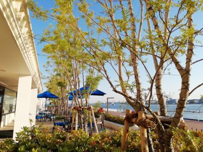 ラスイート神戸ハーバーランド【さよなら、夏/プレミアガーデン/海辺でのんびり夏のLAST STAY】