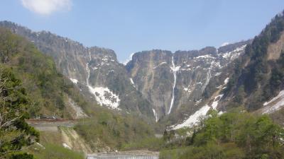 富山称名滝・岐阜杖石