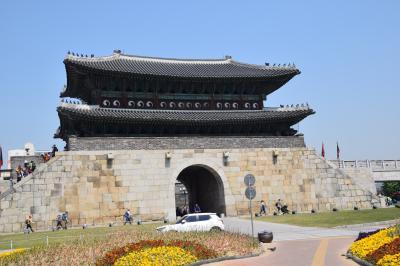 韓国歴史 世界遺産水原(スヲン)