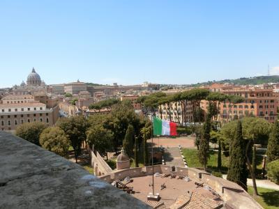 ローマ最終日に行きたい場所~サンタジェロ城~