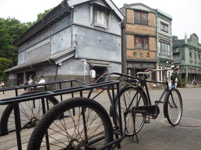 なかなか良かった江戸東京たてもの園