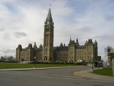 【2007年冬 カナダ留学】留学中にケベック・モントリオール・オタワへ