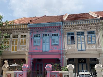 JGC修行②/おひとりさまシンガポール3日目・後編~カトン地区のプラナカンハウスとニョニャ料理