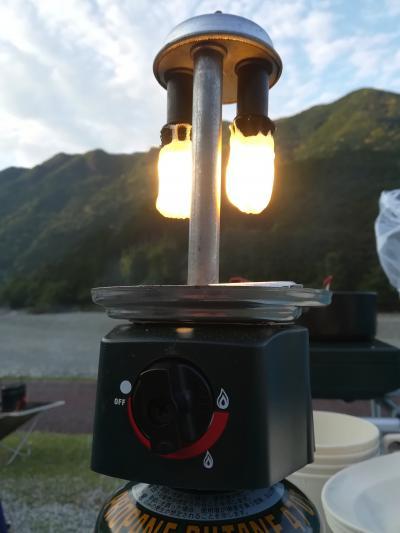 キャンプinn海山でキャンプ&熊野古道を歩く旅