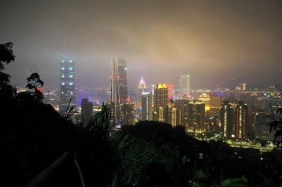台湾に来てみた2019初夏、食べて登って1日目