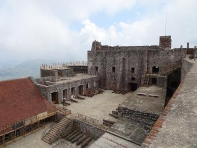 東回り世界一周(2) ハイチの世界遺産シタデル
