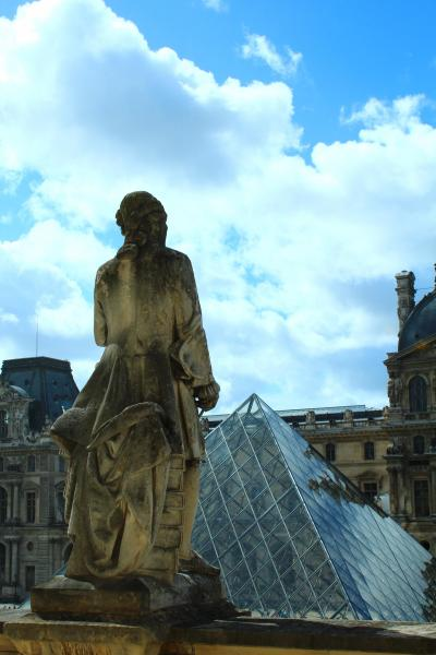 初めてのフランス パリの旅