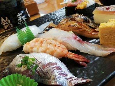 令和最初のプチ旅行。寿司食いねぇの佐伯@平成から令和の史上最大のGWの旅<4>